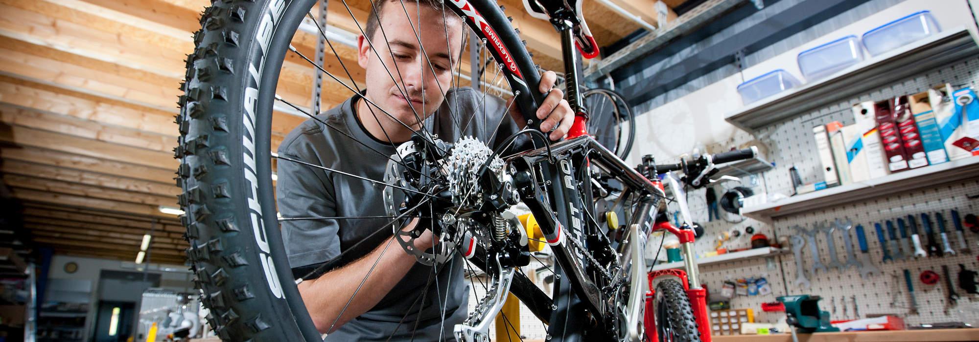 Fahrrad Werkstatt Leonberg